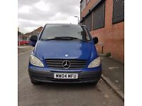 for sale mercedes vito 1 owner 109 cdi