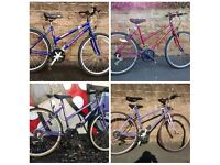 4 - BIKES FOR SALE