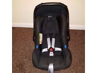 Britax Romer like new car seat