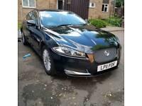 Jaguar XF 2.2 Diesel black