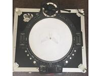 Vestax QFO LE + Road ready Flight case