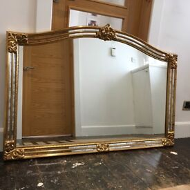 Large mirror in good condition, see photos for condition, size and weight