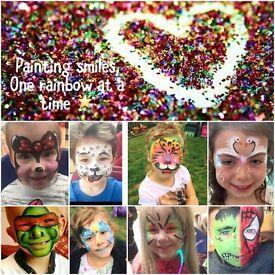 Face Painting/Face Painter and Glitter Tattoo - Edinburgh