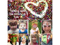 Face Painting/Face Painter and Glitter Tattoo - Edinburgh