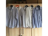 Smart shirts all 17 inch collars