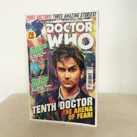 Dr Who #09 Titan Comics August 2016 Doctor Who Comic