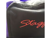 Double bass pedal by Stagg