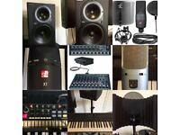 Music Studio Equipment for sale (£600) package