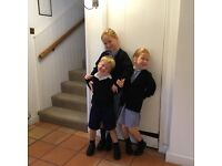 After school help and babysitting required for 3 lovely children in Holyport. Driving essential.