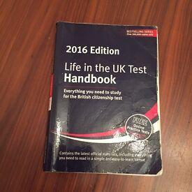 Life in U.K test book