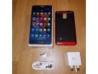 Samsung Galaxy Note 4 , 32gb Black, unlocked