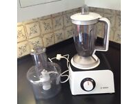 Bosch Food Processor and Blender MCM4100GB