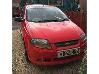 Chevrolet Kalos, 1 owner, 34,000, excellent condition