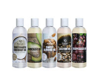 Carrier Oil Gift Set Best Massage Oil All Natural