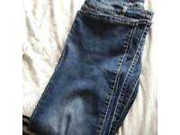 Next jeans size 16 short