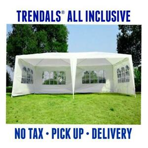 TRENDALS® NO TAX CLEARANCE | 10X20 Party Canopy Tents on Sale | FREE PICKUP