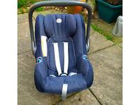 Römer/ Britax baby car seat
