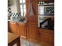 Assorted kitchen doors
