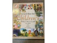 12 CD Box Set Children's Spectacular