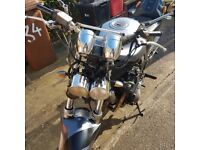 Selling my 1997 Bandit 600 as bought new CBR 600 so pick up bargain bike for the NW200 summer