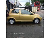 Toyota Yaris Automatic Excellent condition cheap to insure