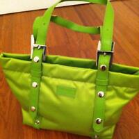 Brand new green bag KGB for 15$, bought for 30$ plus tax