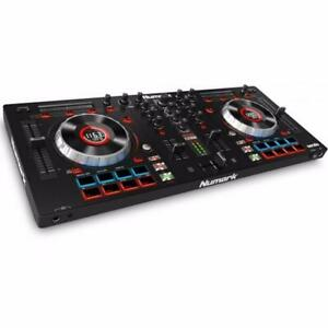 Numark Mixtrack Platinum DJ Controller with Jog Wheel Display Now at a lower Price. Canada Preview