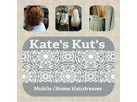 Kate's Kut's Mobile Hairdresser