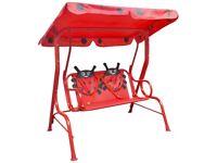 Kids Swing Seat Red-41840