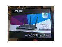 Netgear Nighthawk AC1900 WiFi Router 4G