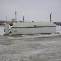Above Ground Double Walled Fuel Storage Tank $4800 OBO