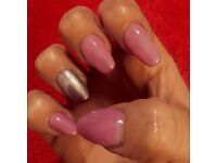 LR Nails Level 3 in nail technology (trained)