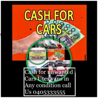Wanted: ,cash for unwanted cars,van,Utes  ,Wollongong  region