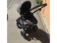 Icandy Strawberry 2 Pushchair & Carry Cot