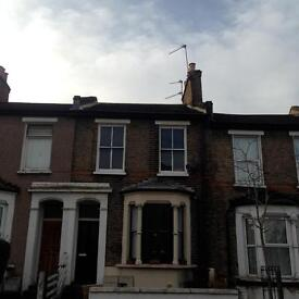 Beautiful Victorian one-bedroom furnished flat - Jan and/or Feb only
