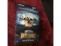 Skylanders Battle and Booster packs