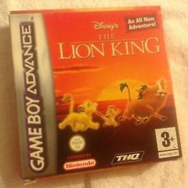 Disney The Lion King (Gamboy Advance)