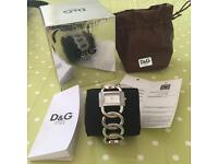 Women's D&G watch