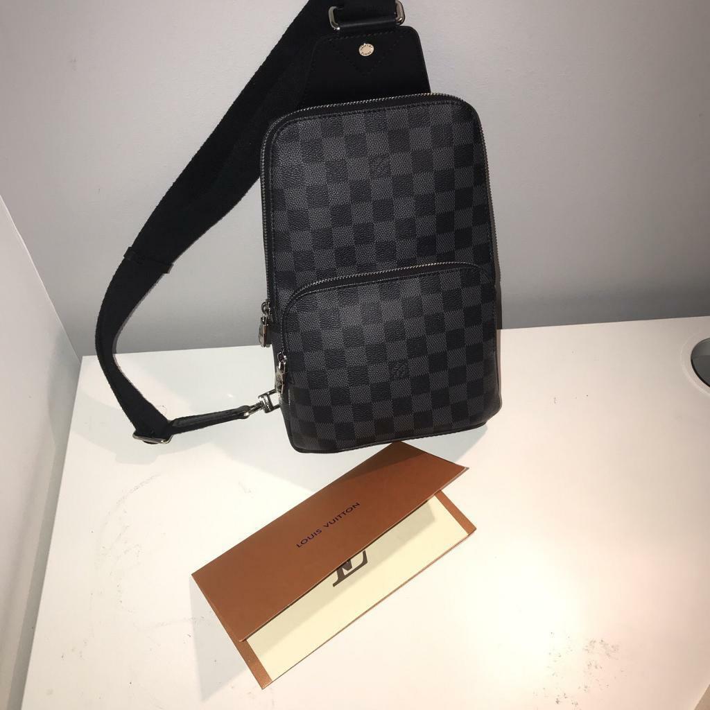 82e1d80255b8 Louis Vuitton Avenue Sling Bag