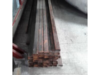 Mild steel Box Sections 40 sections @ 3.7m x 40mm x 60mm x 4mm