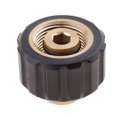 Pressure Washer Fitting Female 14 To Female M22x1.5 Socket 14mm Coupler