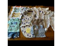 Boys' bundle of clothes - up to 3 months, Mothercare, Next