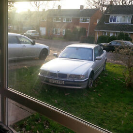 BMW 740i 2001 BREAKING M62 4.4 ENGINE 91'308 MILES £900 (engine) other parts available