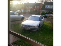 BMW 740i 2001 BREAKING M62 4.4 ENGINE 90'000 MILES £1000 ono other parts available