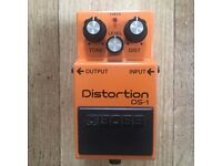 Vintage BOSS DS1 Distortion pedal