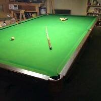 6 x 12 professional pool table