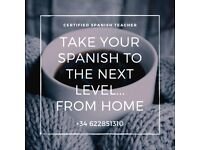 Learn Spanish from home!