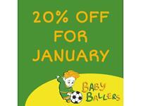 BabyBallers Academy Rainham