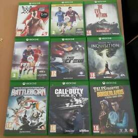 Xbox Box One Games