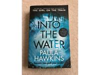 Into The Water by Paula Hawkins, Paperback
